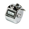 Officemate International Tally Counter, Semi-Automatic, Aluminum
