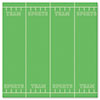 Fadeless Designs Bulletin Board Paper, Team Sports, 50 ft x 48
