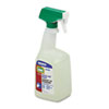 Cleaner w/Bleach, 32 oz. Trigger Spray Bottle, 8/Carton