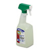 Cleaner w/Bleach, 32 oz., Trigger Spray Bottle