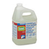 Cleaner w/Bleach, Liquid, 1 gal. Bottle, 3/Carton
