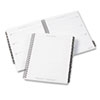 Recycled Executive Weekly/Monthly Planner Refill, 6-7/8 x 8-3/4, 2013-2014