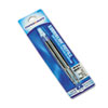 Refill for Aspire, PhD, PhD Ultra Ballpoint, Fine, Blue Ink, 2/Pack