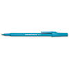 Paper Mate Ballpoint Stick Pen, Blue Ink, Medium, 60 per Pack