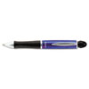 PhD 3-in-1 Ballpoint Multifunction Retractable Pen/Pencil, Assorted Ink, Medium