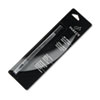 Refill for Roller Ball Pens, Medium, Black Ink