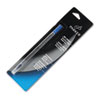 Refill for Roller Ball Pens, Medium, Blue Ink