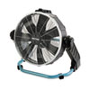 20&quot; Three-Speed CVT Performance Air Circulator, Metal/Polymer, Gray