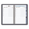 AT-A-GLANCE The Action Planner Daily Appointment Book, 4-3/4 x 8, Black, 2014