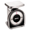 Heavy-Duty Mechanical Package Scale, 50lb Capacity, 6 x 4-3/4 Platform
