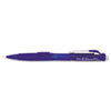 Pentel Twist-Erase CLICK Mechanical Pencil, 0.5 mm, Blue Barrel