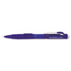 Pentel Twist-Erase CLICK Mechanical Pencil, 0.7 mm, Blue Barrel