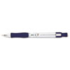 Pentel Quick Dock Cassette Pencil, 0.7 mm, Blue Barrel
