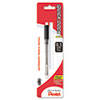 Pentel Cassette Lead Refill System, 0.5mm, HB, Black, 1/Pack
