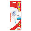Pentel Presto! Multipurpose Correction Tape, Non-Refillable, 1/5