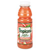 100% Juice, Ruby Red Grapefruit, 10 oz Plastic Bottle, 24/Carton