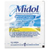 Midol Menstrual Complete Caplets, 50 Two-Packs/Box