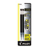 Pilot Refill for G2 Gel, Dr. Grip Gel/Ltd, ExecuGel G6, Q7, Ex Fine, Blue, 2/Pack
