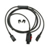 Plantronics Adapter, Y Splitter for Training Purposes (2 People Can Listen)