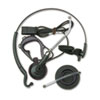 DuoSet Monaural Convertible Telephone Headset w/Clear Voice Tube