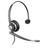 Plantronics EncorePro Premium Monaural Over-the-Head Headset w/Noise Canceling Microphone