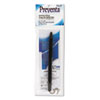 Snap-on Refill Pen for Preventa Standard Counter Pen, Medium Point, Black Ink