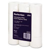 "Paper Rolls, One-Ply Cash Register/Add Roll, 2-1/4"" x 150 ft, White, 12/Pack"