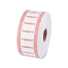 Automatic Coin Wrap, Quarters, $10, Continuous Roll Wrappers, 1900/Roll