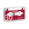Audio &amp; Dictation Mini Cassette, 30 Minutes (15 x 2), 10/Pack