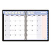 AT-A-GLANCE QuickNotes Special Edition Monthly Planner, 8 1/4 x 10 7/8, Black/Pink, 2016