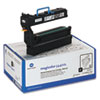 Konica Minolta 1710602006 High-Yield Toner, 12000 Page-Yield, Yellow