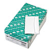 Quality Park Security Tinted Business Envelope, Contemporary, #6 3/4, White, 500/Box
