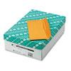 Quality Park Kraft Envelope, Contemporary, #10, Brown Kraft, 500/Box