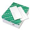 Quality Park Window Envelope, Contemporary, #10, White, 500/Box