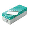 Quality Park Greeting Card/Invitation Envelope, Contemporary, #5 1/2, White, 500/Box