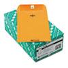 Quality Park Clasp Envelope, 6 x 9, 32lb, Brown Kraft, 100/Box