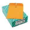 Quality Park Clasp Envelope, 8 3/4 x 11 1/2, 32lb, Brown Kraft, 100/Box