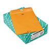 Quality Park Clasp Envelope, 9 1/2 x 12 1/2, 32lb, Brown Kraft, 100/Box