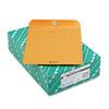 Quality Park Clasp Envelope, 10 x 12, 28lb, Brown Kraft, 100/Box