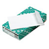 Quality Park Redi-Seal Catalog Envelope, 6 x 9, White, 100/Box