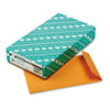 Quality Park Redi-Seal Catalog Envelope, 6 1/2 x 9 1/2, Brown Kraft, 100/Box