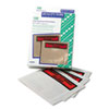 "Top-Print Self-Adhesive Packing List Envelope, 5 1/2"" x 4 1/2"", 100/Box"