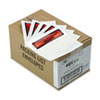 "Top-Print Self-Adhesive Packing List Envelope, 5 1/2"" x 4 1/2"", 1000/Carton"