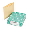 Paper File Jackets, 9 1/2 x 11 3/4, 28 lb Manila, Buff, 100/Box