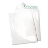Tech-No-Tear Catalog Envelope, Poly Coating, Side Seam, 10 x 13, White, 100/Box