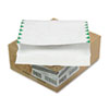 Tyvek Booklet Expansion Mailer, First Class, 10 x 13 x 2, White, 100/Carton