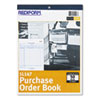 Rediform Purchase Order Book, Bottom Punch, Letter, Three-Part Carbonless, 50 Sets/Book
