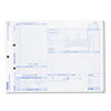 Four-Part Auto Repair Form, 8 1/2 x 11, Four-Part, 50 Forms
