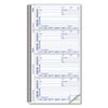 Rediform Phone Memo, 2 3/4 x 5, Two-Part Carbonless, 400-Set Book