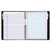 NotePro Quad Ruled Notebook, 9-1/4 x 7-1/4, White, 96 Sheets/Pad